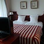 Foto de WestCord Hotel Noordsee