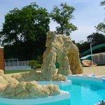 décor piscine