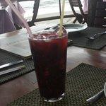 sakerinha de frutas vermelhas