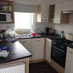 Kitchen 2014 findhorn caravan