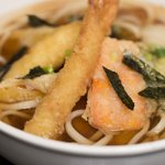 Japanese Noodle soup (Udon soup)