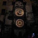 Orloj ночью