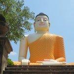 temple boudhiste à quelques minutes en tuk tuk