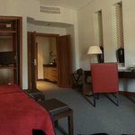 Panoramica de habitacion doble