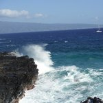 Dramatic scenery on Kapalua Trail
