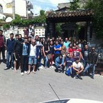 Mersin Ünv. @ the Boomerang Garden Restaurant :-))