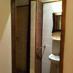 Salle de bain - hôtel Niaouly