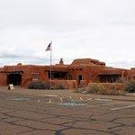 Front View of the Desert Inn