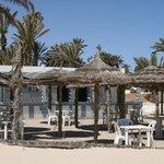Bar de la plage