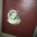 Random hole in the wall!!