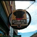 Brown dog coffee co
