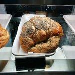 Croissant with zaatar
