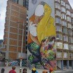 bike tour Bogota