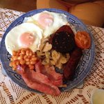 The amazing english breakfast from kate