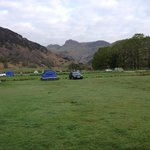 View up the Langdale valley