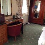 bedroom thorseby suite