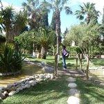 Balade dans les jardins