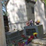 Jim Morisson repose en terre parisienne depuis le 3 juillet 1971