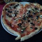 una pizza ad hoc per le coppie