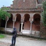 La iglesia más antigua de la Laguna (Isla de Torcello)