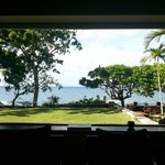 View from the Ian Fleming Villa