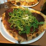 Pizza Bressaola