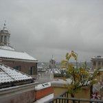 крыша январь 2012