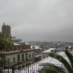 Рим в снегу