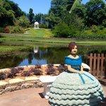 Beautiful Cypress Gardens