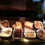 Midweek carvery at magnet plenty to choose from yummmy