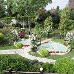 Parco del Ristorante Parco Hotel