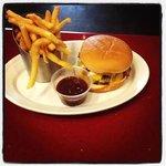Bourbon Style Burger