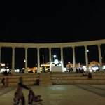 Amphitheater il Mercato next to mcdonalds