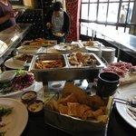 il buffet (una parte)
