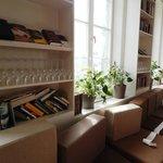 Kafe Oslo Litteraturhusetの写真