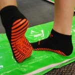 Elevated Sportz reusable grip socks