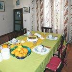 sala 1^ colazione
