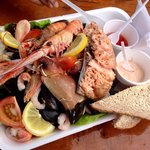 The best seafood in scotland!