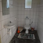 Toilet in Ablution