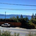 Vista desde la Suite Gutierrez.