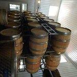 Stacks of Barrel Aging
