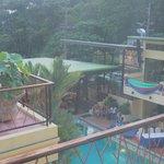 i love the swimming pool here!!!