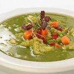 Aguadito Chicken Soup