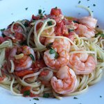Shrimp Linguine - $28.00