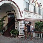 Me with my cousins @ Casa de Dona Upeng