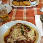 Lasagna!!
