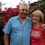 Tony & Rose at Woollybush.....