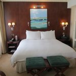 Luxury room with King-size bed