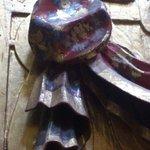 Detalle liston de ceramica