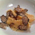 Plin - generous truffles